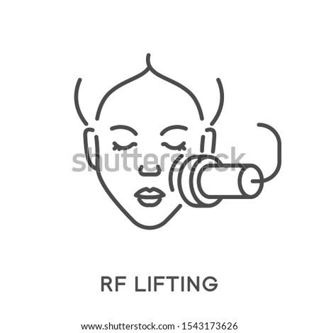 Enjeksiyon sorun yüz ikon vektör Stok fotoğraf © pikepicture