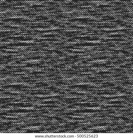 Noise Grunge Abstract Texture. Vector Seamless Black And White Pattern. Stock photo © samolevsky