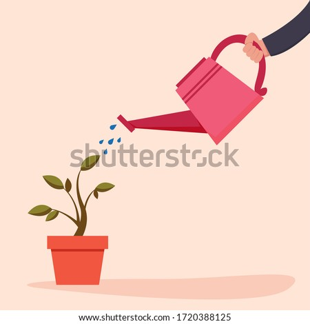 watering the plants stock photo © photography33
