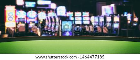 casino · roulette · chip · frame · verde · tavola - foto d'archivio © sumners