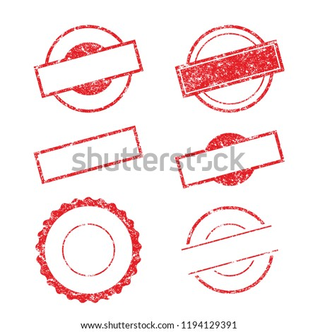 Set rubber stamps Stock photo © IMaster