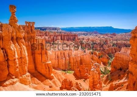 Kanyon park légifelvétel Utah USA természet Stock fotó © prill