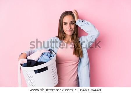 Forgotten woman stock photo © iko