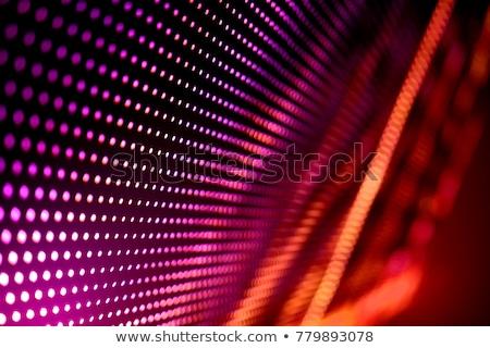 Lángok elektronikus égő számítógép alkatrész rozsdás modern Stock fotó © gewoldi