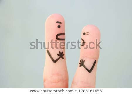 couple quarreling Stock photo © photography33