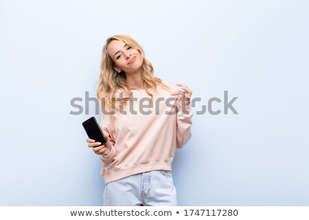 portrait of superb blonde Stock photo © photography33