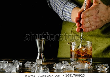whiskey mix Stock photo © stevemc