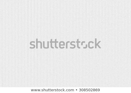 cardboard on white Stock photo © Pakhnyushchyy