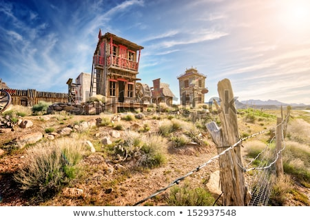 Wild west.  Indian Stock photo © Dazdraperma
