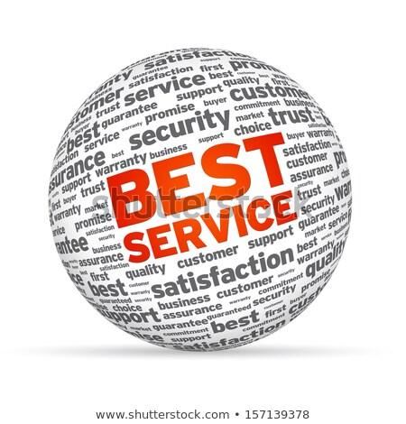 legjobb · szolgáltatás · sötét · tábla · illusztráció · vásárlás - stock fotó © kbuntu
