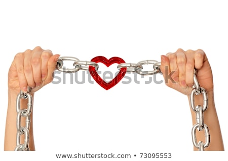 Love is a strong link Stock photo © Supertrooper
