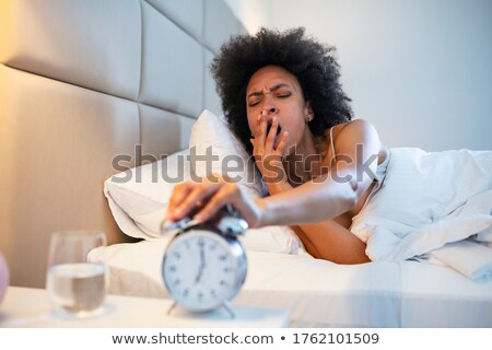rude awakening Stock photo © photography33