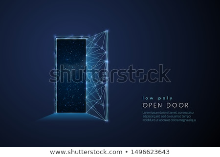 Opening Opportunities Stock photo © Lightsource