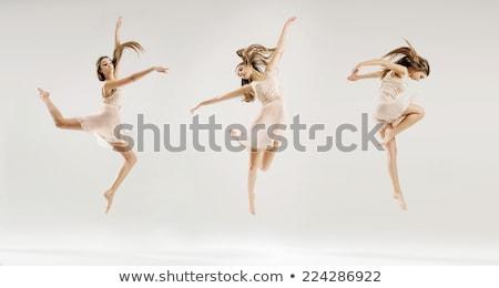 danseur · 16 · Homme · studio · mouvement - photo stock © pxhidalgo