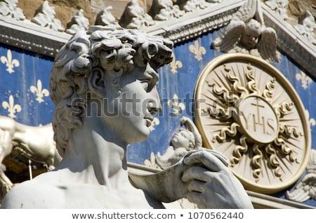 表示 · フィレンツェ · イタリア · 空 · 建物 - ストックフォト © nito