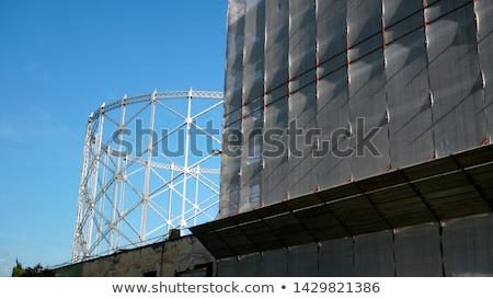Трубы используемый район отопления Сток-фото © jeancliclac