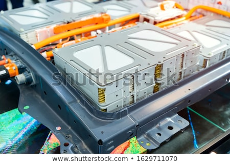 Battery Pack Stock photo © janaka