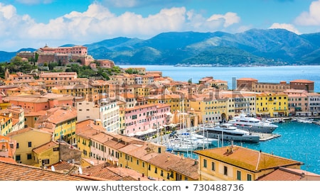 Portoferraio - Isle of Elba Stock photo © Antonio-S