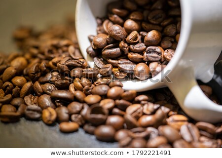 Cupf of Coffee Stock photo © gemenacom