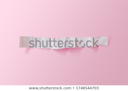 Texture of wrinkled pink paper  Stock photo © Valeriy