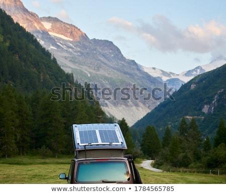 ван · высокий · гор · Швейцария · горные - Сток-фото © michaklootwijk