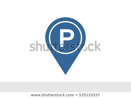 Güvenlik mesajlaşma ikon dizayn iş yalıtılmış Stok fotoğraf © WaD