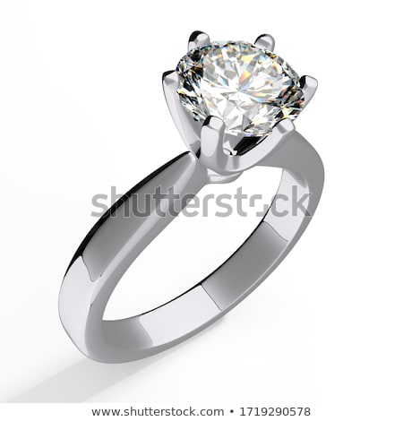 The wedding rings close up  Stock photo © master1305