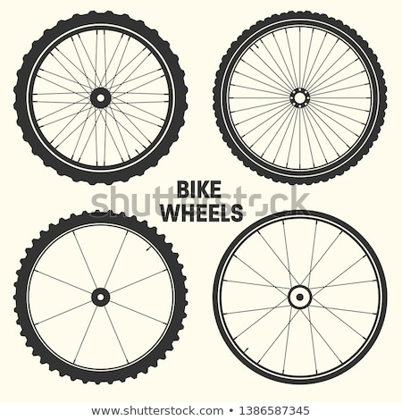 One wheel bicycle sketch icon. Stock photo © RAStudio