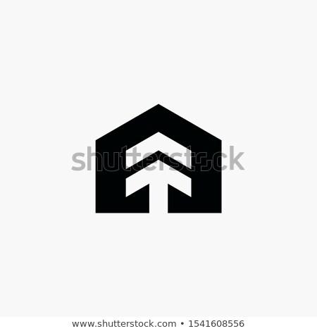 Arow  Logo template Stock photo © Ggs