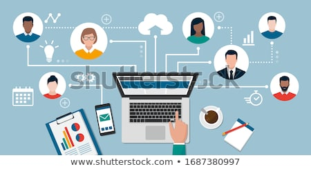 Business Management Concept Stock photo © Lightsource