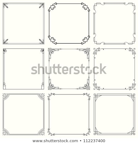 Decorative Border Vector Illustration 169 Kirsty Pargeter