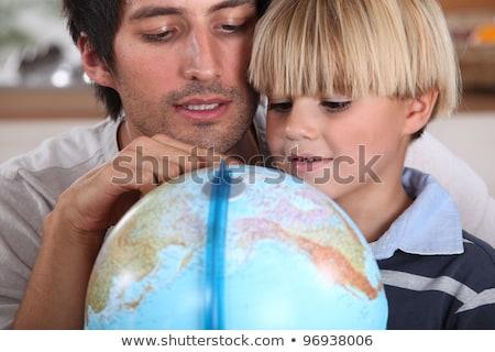 代 · 少年 · 少女 · 地球 · 世界中 · 美しい - ストックフォト © svetography