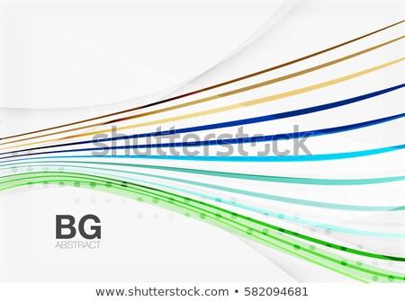 Abstrato colorido opções útil apresentações Foto stock © fresh_5265954