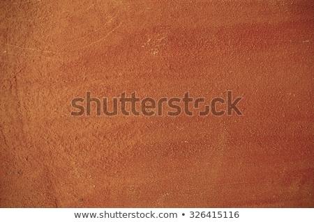 Marrón vacío arcilla cerámica olla aislado Foto stock © orensila