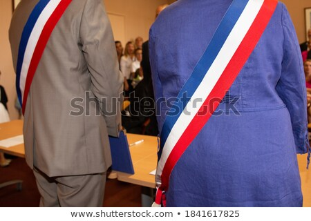 election day france 2 stock photo © oakozhan