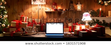 Delivery Time Concept on Laptop Screen. Stock photo © tashatuvango