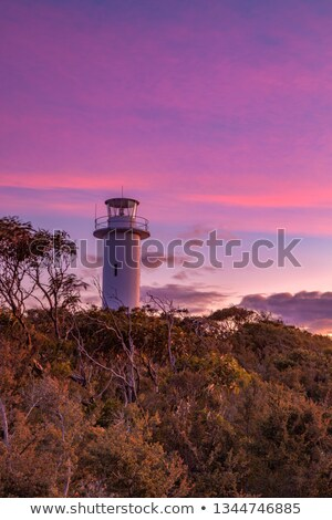 Cape Tourville Lighthouse Stock photo © artistrobd