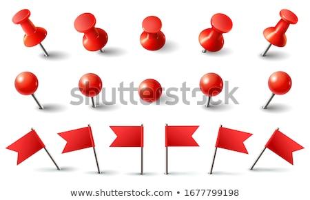 赤 ビジネス 作業 白 ボード プラスチック ストックフォト © mblach
