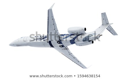 Modern business jet Stock photo © tracer