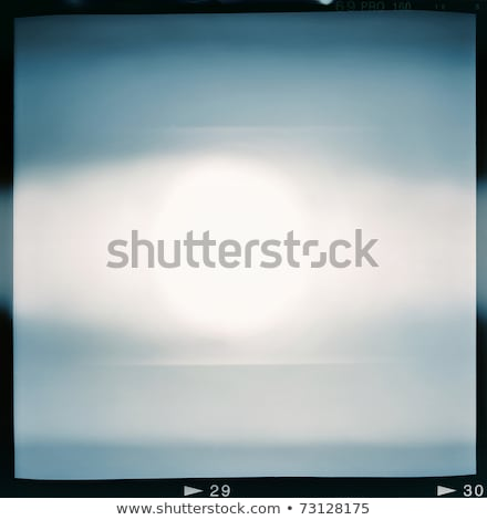 Lightleaked film frame Stock photo © Dinga
