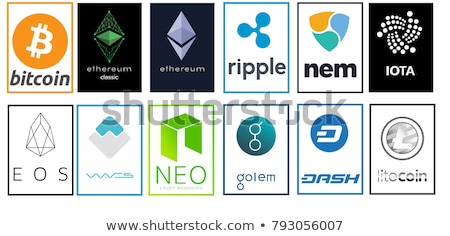 Eos Digital Currency - Vector Coin Illustration. Stock photo © tashatuvango