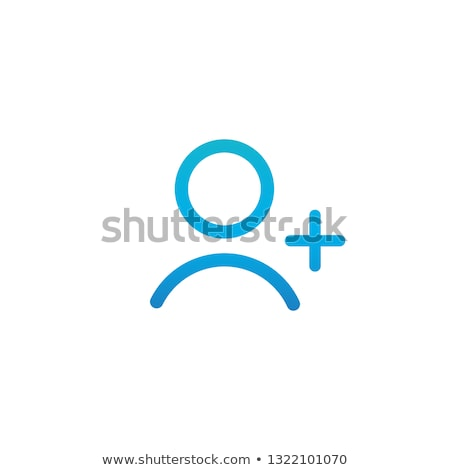 usuário · linear · ícone · isolado · branco · negócio - foto stock © kyryloff