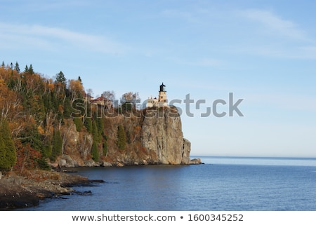 Split Rock Lighthouse  Stock photo © benkrut