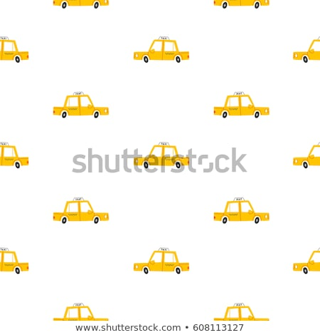 Public Transport Seamless Pattern Vector Stock photo © pikepicture