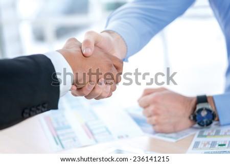 ビジネスマン · 電話 · 親指 · アップ · 小さな - ストックフォト © photography33
