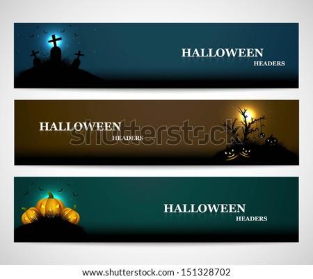 Feliz halloween conjunto apresentação brilhante colorido Foto stock © bharat