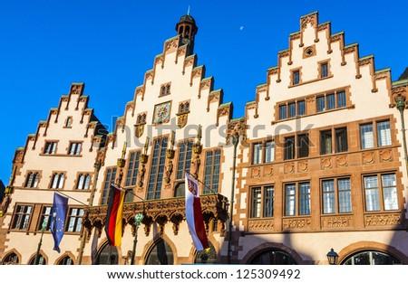 Top · мнение · городского · город · зданий · Германия - Сток-фото © meinzahn