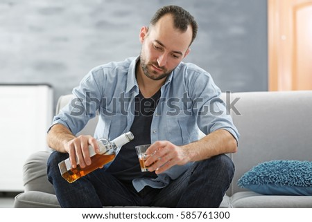 男 ドリンク アルコール 外に ボトル 成熟した男 ストックフォト © meinzahn