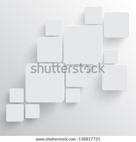 square blank background Stock photo © Wetzkaz