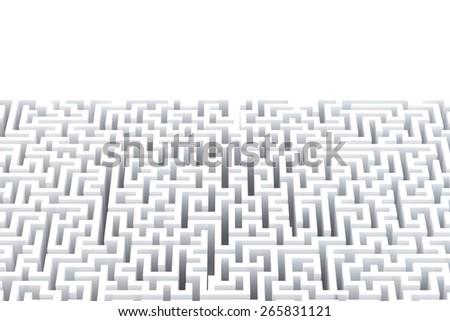 аннотация · лабиринт · 3d · иллюстрации · стены · фон · помочь - Сток-фото © kirill_m